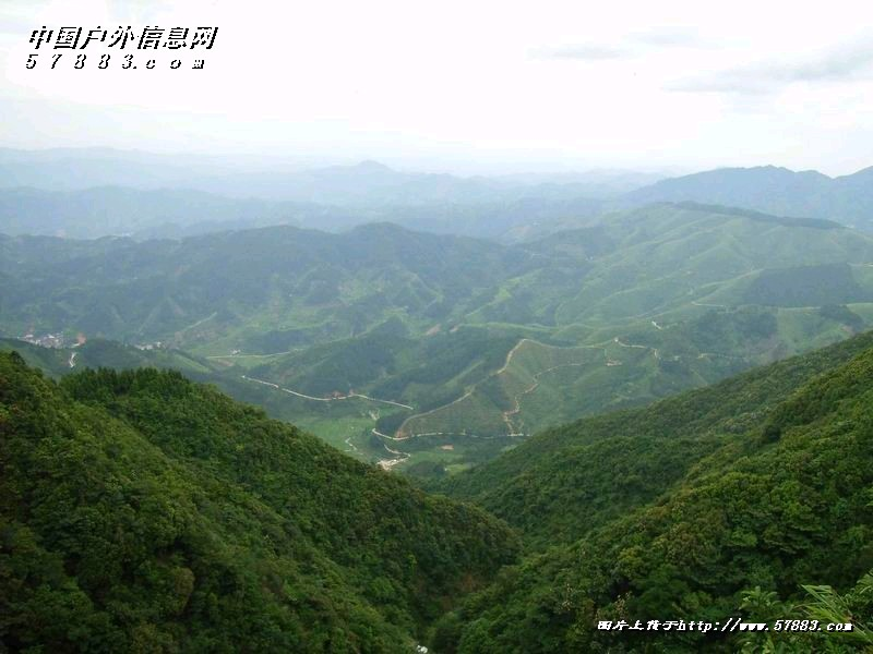 大容山森林公园图片_大容山森林公园风景图片; 大容山[广西北流市]; >